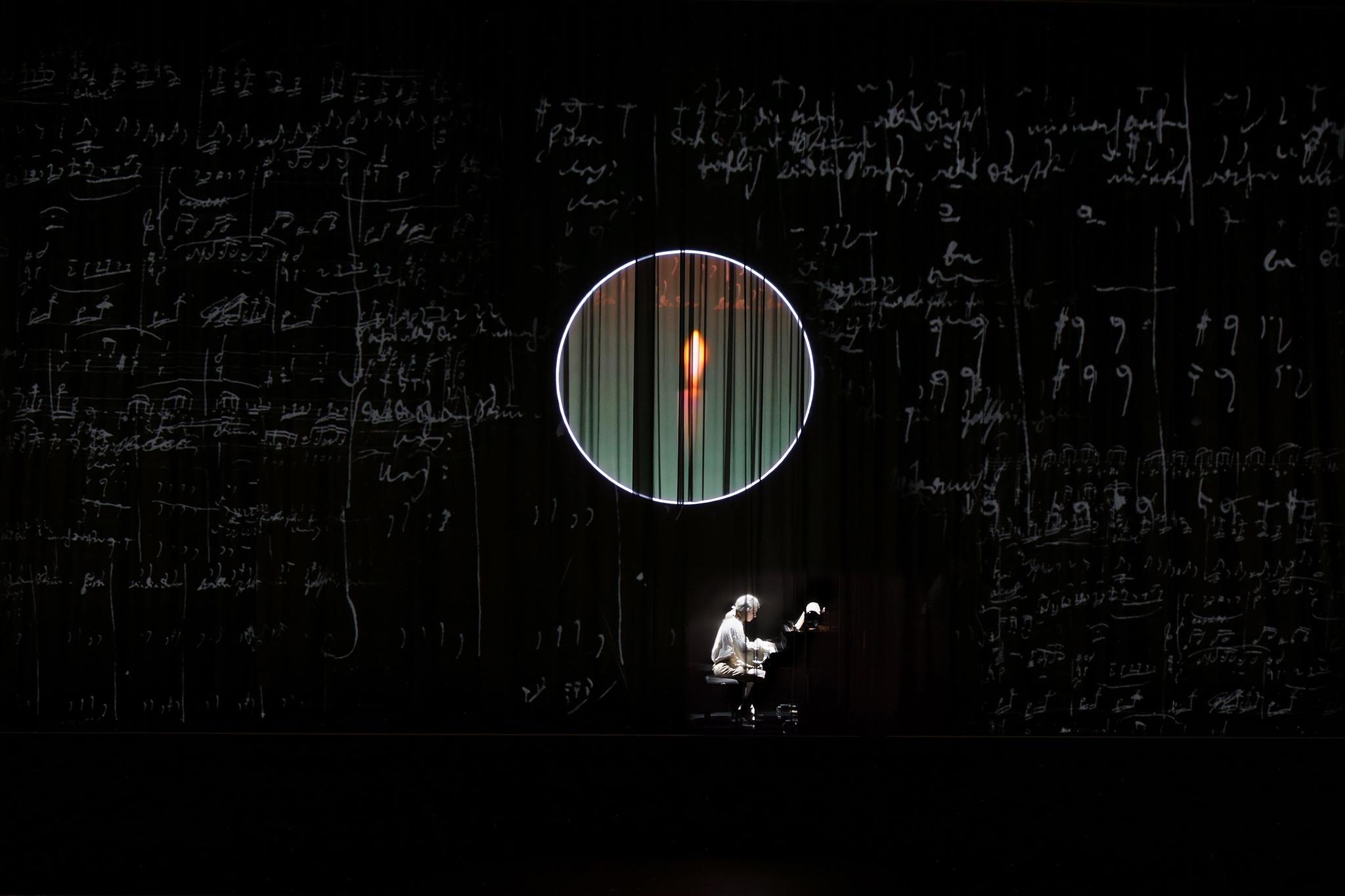 Mozart et Salieri © BdL